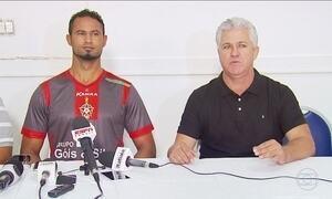 Boa Esporte, de Varginha (MG) apresenta Bruno como novo goleiro