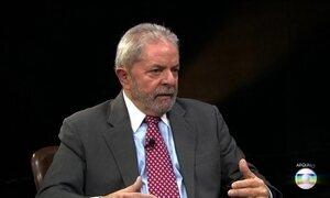 Últimas cinco testemunhas de defesa de Lula são chamadas em processo sobre tríplex