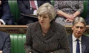 Rainha Elizabeth sanciona lei que autoriza o Brexit