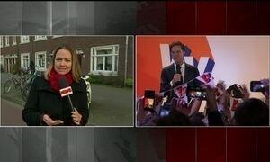 Partido de centro-direita da Holanda começa a trabalhar para formar coalizão