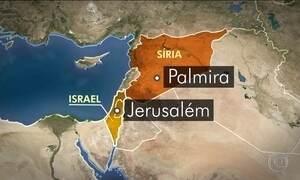 Síria e Israel têm incidente mais sério em 6 anos de guerra no país árabe