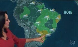 Outono começa com previsão de chuva acima da média no Norte do país