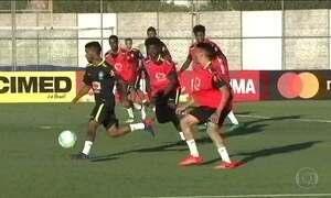 Seleção brasileira se prepara para mais um jogo pelas eliminatórias da Copa