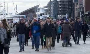 Noruega ultrapassa Dinamarca em relatório de países com cidadãos mais felizes