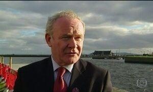 Morre Martin McGuinness, ativista do processo de paz na Irlanda do Norte