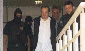 Três presos na Operação Carne Fraca fazem exame de corpo delito