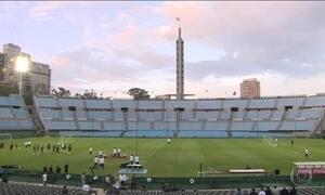 Brasil pega Uruguai invicto em Montevidéu pelas Eliminatórias da Copa