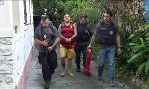 Seis torcedores do Flamengo são presos no Rio de Janeiro