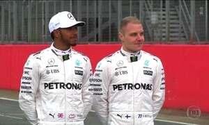 Temporada da F1 começa neste fim de semana