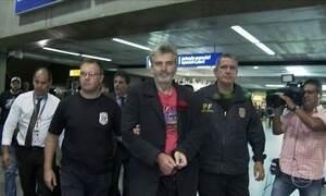 Justiça decreta prisão de alemão que vivia em saguão de aeroporto em SP