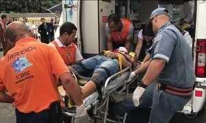 Torcedor do São Paulo morre ao cair da arquibancada do Morumbi