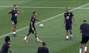 Seleção Brasileira enfrenta o Paraguai em estádio que Tite conhece bem