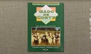 Folheto da Embrapa esclarece dúvidas sobre criação de gado
