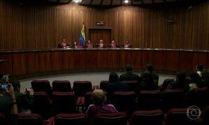 Suprema Corte da Venezuela revoga decisão de assumir o Parlamento
