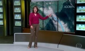 Previsão é de chuva em SP nesta quinta-feira (6)