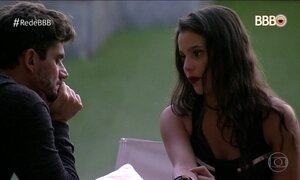 Globo tira Marcos Harter do BBB por indícios de agressão contra Emilly