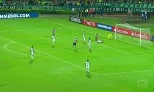 Botafogo vence o Atlético Nacional pela Libertadores