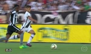Vasco derrota o Botafogo e garante o título da Taça Rio