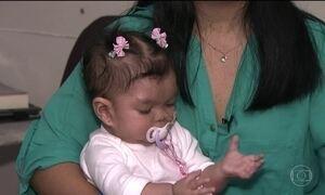 Doenças respiratórias estão atacando crianças mais cedo em São Paulo