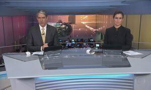 Jornal Nacional - Edição de Terça-feira, 18/04/2017