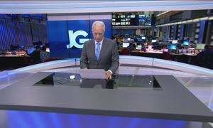 Jornal da Globo - Edição de Terça-feira, 17/04/2017