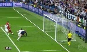 Atlético de Madrid e Real Madrid passam para a semifinal na Liga dos Campeões