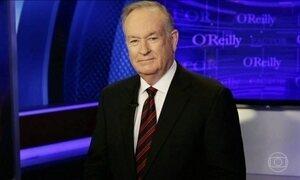 Âncora do canal a cabo Fox News é demitido por causa de assédio sexual