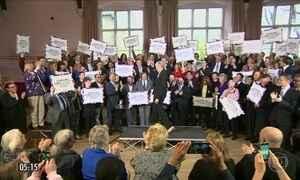 Parlamento aprova a antecipação das eleições no Reino Unido