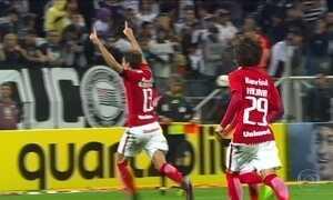Internacional elimina Corinthians da Copa do Brasil nos pênaltis