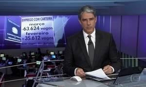 País fecha 63 mil postos de trabalho com carteira assinada em março