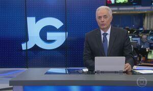 Jornal da Globo - Edição de Quinta-feira, 20/04/2017