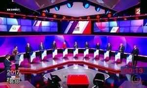 Atentado aumenta tensão na eleição presidencial na França
