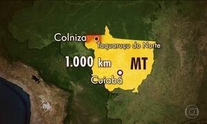Polícia confirma assassinato de sete pessoas em assentamento em MT