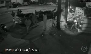 Polícia apura excessos na atuação de PMs em abordagem em MG