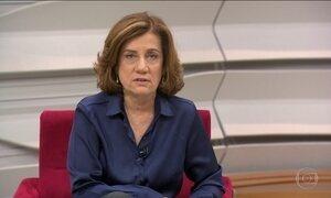 Miriam Leitão comenta violência no campo