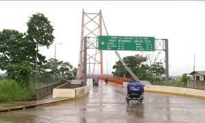 Obra da Rodovia Interoceânica é investigada no Peru