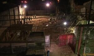 Desabamento de casarão em Salvador deixa três mortos e dois feridos