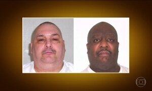 Arkansas executa no mesmo dia dois condenados à morte