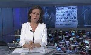Jornal Nacional - Edição de Terça-feira, 25/04/2017