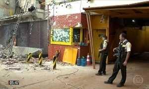 Polícia prende suspeitos de participar de assalto na fronteira do Brasil com Paraguai