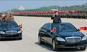 Cresce a tensão na península coreana