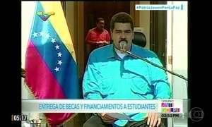Venezuela irá formalizar a saída da OEA