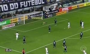 Veja os gols dos jogos da Copa do Brasil e da Libertadores