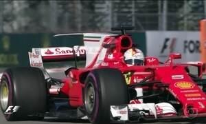Carros da Ferrari são os mais rápidos no primeiros treinos livres do GP da Rússia de F1