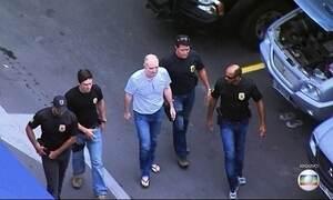 Após deixar Bangu, Eike Batista cumpre prisão domiciliar no Rio