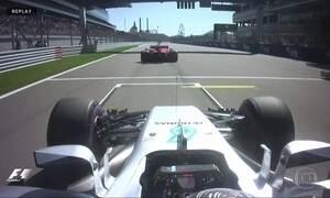 Valtteri Bottas vence Grande Prêmio da Rússia de F1