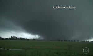 Tornados matam 4 pessoas no Texas