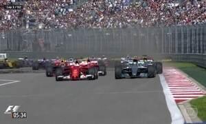 Valtteri Bottas vence o Grande Prêmio da Rússia