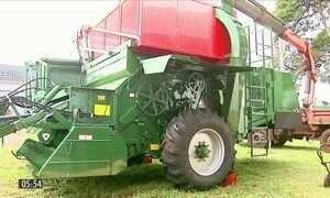 Começa a feira de tecnologia agrícola Agrishow