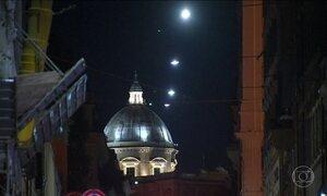 Mudança na iluminação de Roma causa polêmica